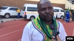Zanu PF Youth League Political Commissar Godfrey Tsenengamu