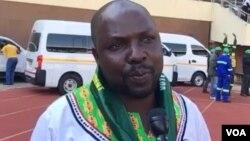 Munyori anoona nezvegwara remusangano muboka revechidiki veZanu PF, VaGodfrey Tsenengamu.