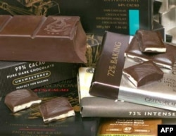 'Çikolata Ye, Kalbini Koru'