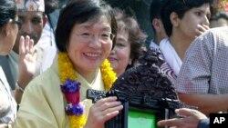 خانم جونکو تابی، کوهنورد ژاپنی بر اثر سرطان درگذشت