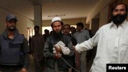 تصویر له ارشیف څخه. دی د طالبانو یو بل غړی ابو وقاص دی چې له ښاغلي برادر سره یو ځای نیول شوی و