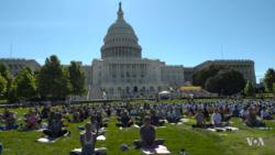 [구석구석 미국 이야기 오디오] 미 의사당 앞에서 열린 세계 요가의 날 행사...요리로 배우는 영어 프로그램