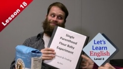 Let's Learn English Level 2 Lesson 18: Flour Baby, Part 2