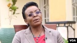 Madame Ingabire Victoire Umuhoza ni we muyobozi w'ishyaka FDU-Inkingi mu Rwanda