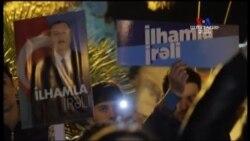 Հետխորհրդային Ադրբեջանի նորընտիր նախագահը