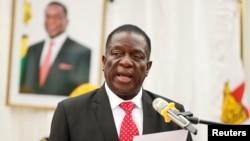 Zimbabvenin prezidenti Emmerson Mnangagua öz kabinet seçimində yeni hakimiyyətin fundamental islahatlar aparacağına inanan bəzilərini məyus edib.