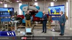 Presidenti Biden promovon prodhimin e makinave elektrike amerikane