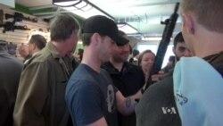 US Gun Debate Flares Anew as Gun Store Opens in Residential Area