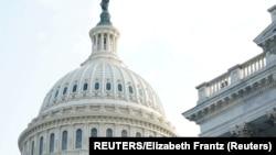 Zdanje Kapitol hila - sjedišta američkog Senata (Foto: REUTERS/Elizabeth Frantz)