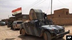 بغداد از این پول در ترمیم تجهیزات نظامی خود استفاده خواهد کرد.