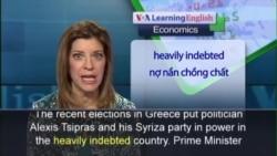 Anh ngữ đặc biệt: Greece Loans (VOA)