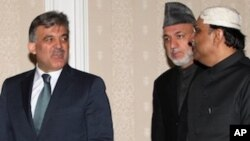 نقش ترکیه در مذاکرات صلح افغانستان