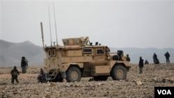 Operasi militer di Afghanistan