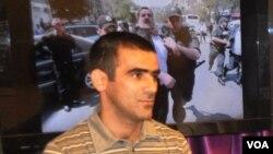 Media Hüququ İnstitutunun layihələr üzrə koordinatoru Xalid Ağəliyev
