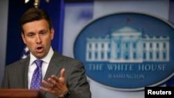 جاش ارنست، سخنگوی کاخ سفید