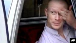 Sersan Bowe Bergdahl saat dibebaskan Taliban (Foto: dok).