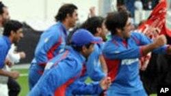 تیم کرکت افغانستان 'احتمال دارد تیم های سرشناس جهان را شکست دهد'