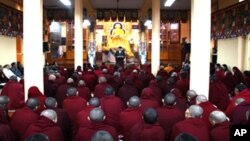 Tsuk-lag-khang temple in Dharamsala (File Photo)