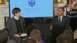اوباما خواهان ایجاد تسهیلاتی برای وام ها دانشجویی از سوی کنگره شد
