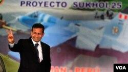 El actual presidente de Perú, Ollanta Humala, tuvo como oponente a la hija del ex mandatario, Keiko Fujimori y la venció en las presidenciales de 2011.