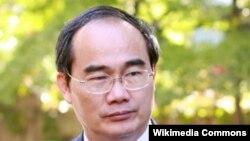 Ông Nguyễn Thiện Nhân vừa được cử làm Chủ tịch Ủy ban trung ương Mặt trận Tổ quốc Việt Nam.