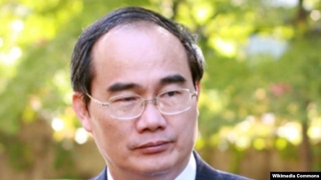 Tân Ủy viên Bộ Chính trị Nguyễn Thiện Nhân