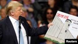 Pocos creen que Trump pueda construir el muro fronterizo prometido o sacar a 11 millones de indocumentados de EE.UU.