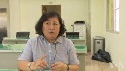屏东县议员洪兹綪批评蔡政府未积极维护太平岛主权原声视频