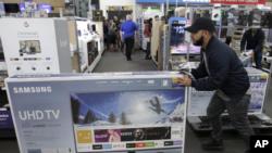 Los compradores están gastando a un ritmo no visto desde la Gran Recesión, afirmó Craig Johnson, presidente del grupo de consultoría minorista Customer Growth Partners.
