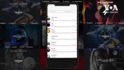 Українсько-американський музичний додаток Djooky: пісенний конкурс у твоєму телефоні. Відео