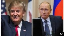 اظهارات دونالد ترمپ درباره ولادیمیر پوتین و روسیه در جریان مبارزات انتخاباتی ریاست جمهوری ایالات متحده جنجال بر انگیز بود.