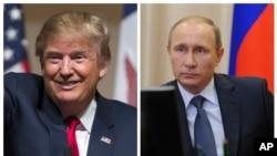 美國總統川普和俄羅斯總統普京預計星期六將進行一次電話交談。