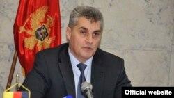 Kandidat za predsednika SDP Ivan Brajović (rtcg.me)
