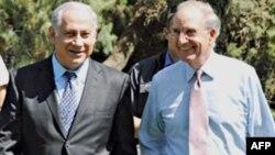 Mitchell, Netanyahu İle Görüştü