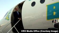 هدف سفر آقای عبدالله به هند، گسترش روابط تجاری است