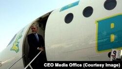 اجرائیه رئيس به په دغه سفر کې د امریکا او کاناډا له چارواکو سره لیدنه وکړي.