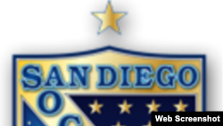 Abel 'Shadow' Sebele played for San Diego Sockers, USA. (Photo: Official website, San Diego Sockers)