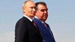 Rossiya Tojikistonga barqarorlikni saqlashda ko'maklashmoqchi