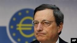 歐洲央行行長馬里奧•德拉吉