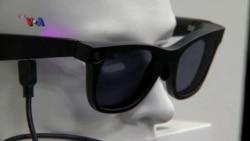 Kacamata Kamera Rekam Video dari Medan Konflik - Liputan Tekno VOA 28 Maret 2014