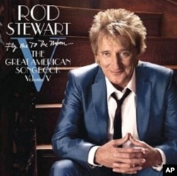 "Rod Stewart's ""Great American Songbook Volume V' CD"