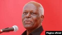 José Eduardo dos Santos, Presidente de Angola (JA)