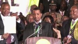 Kenyatta Follows Father to Win Kenya's Top Job