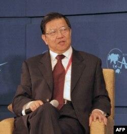 博鳌亚洲论坛秘书长龙永图