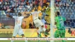 Le journal de la CAN 2019 du 8 juillet avec Yacouba Ouédraogo
