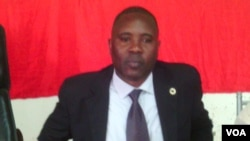 UNITA Secretário nacional da UNITA para Organização Diamantino Mussoko