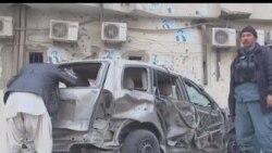 2012-02-04 美國之音視頻新聞: 聯合國說阿富汗平民喪生人數連續五年上升