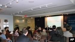 喬治華盛頓大學西格爾亞洲研究中心舉行台灣研討會