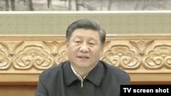 中國領導人習近平。