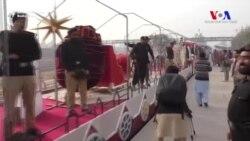 Pakistan'da Farklı Noel Kutlaması